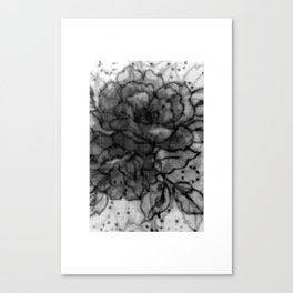 Spinning Roses Canvas Print