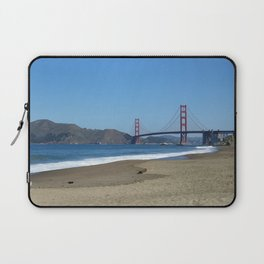 Golden Gate1 Laptop Sleeve