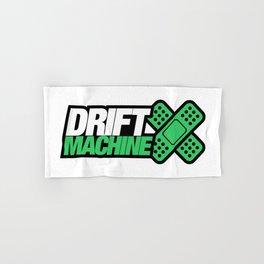 Drift Machine v5 HQvector Hand & Bath Towel
