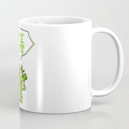 Cactus cacti free hug plant face smile saying funny gift Coffee Mug