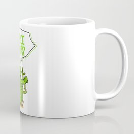 Cactus cacti free hug plant face smile saying funny gift Coffee Mug