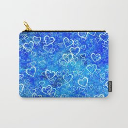 Heart Love  Friendly Carry-All Pouch