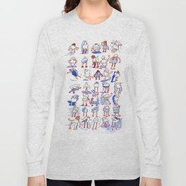 Buncha Folks Alternate Long Sleeve T-shirt