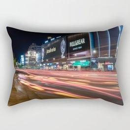 Roumania, Union Square, Bucarest Rectangular Pillow