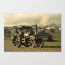 Gigantic Steam  Canvas Print
