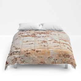 Rustic Lockhouse Wall Comforters