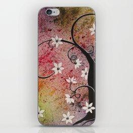 Whimsical Tree iPhone Skin