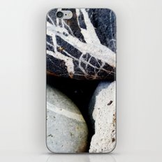 Stones iPhone & iPod Skin