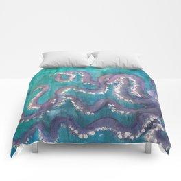 Octopus No. 2 Comforters