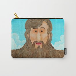 Jim's Amazing Beard Carry-All Pouch