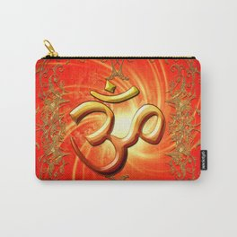Om sign Carry-All Pouch