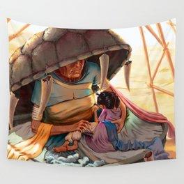 Master Roshi Wall Tapestry