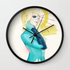 (Sam)us Aran Paulsen Wall Clock