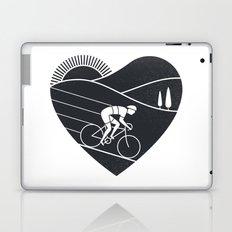 Love Cycling Laptop & iPad Skin