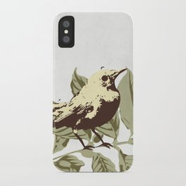 the Mokingbird iPhone Case