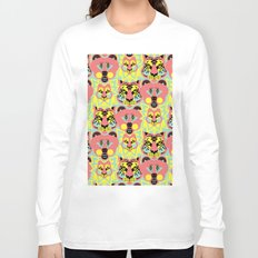 Modular Lions and Tigers and Bears. Long Sleeve T-shirt