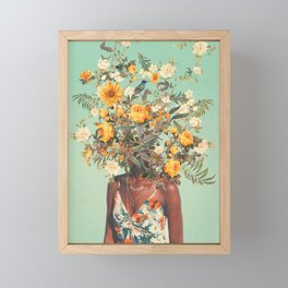 You Loved me a Thousand Summers ago Framed Mini Art Print