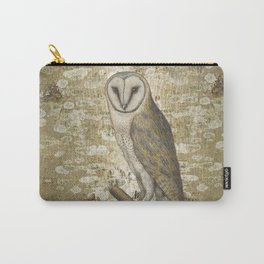 On the speculation of Keats , and the gaze of the owl. We are all in camouflage. Carry-All Pouch