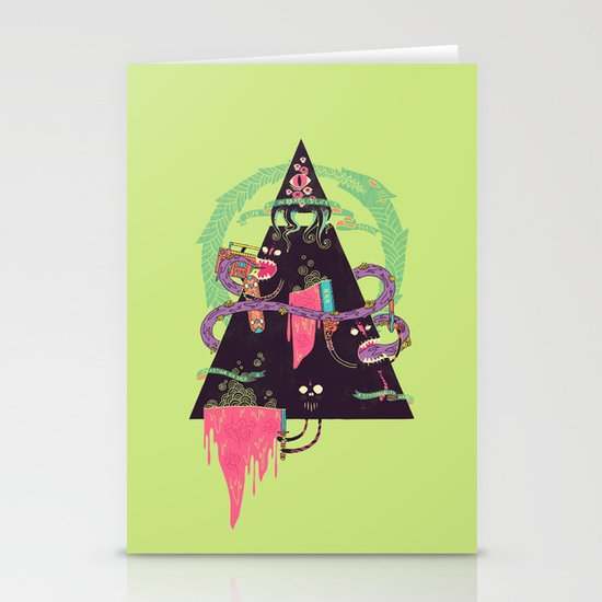 Ourobouros Stationery Cards