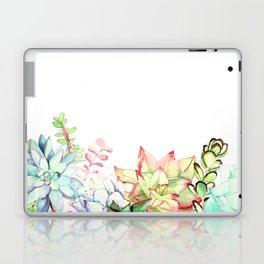 Succulent Medley Laptop & iPad Skin