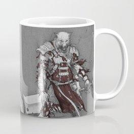 Fenris the DireWolf  Coffee Mug