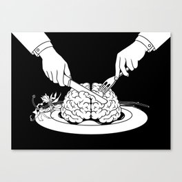 Fear Eats the Soul Canvas Print