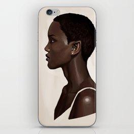 Elf Portrait iPhone Skin