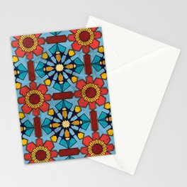 Morocco Mosaic Stationery Cards