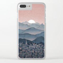Seek Clear iPhone Case