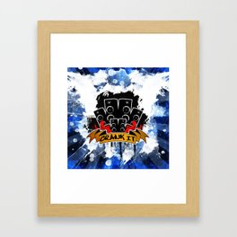 Crank It to Eleven Framed Art Print