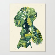 Child Soldier Canvas Print