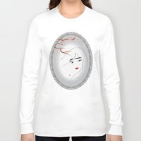 blossom Long Sleeve T-shirts featuring Blossom by AmadeuxArt