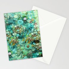 Mermaids Only Stationery Cards