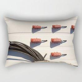 Power Supply Rectangular Pillow