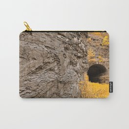 Paw Paw Tunnel - Golden Age Nostalgia Carry-All Pouch