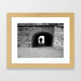 NorwayLovers Framed Art Print