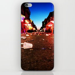 Bourbon Street iPhone Skin