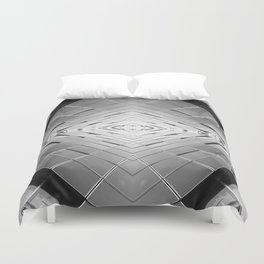 Visions from the Future - Tokyo Duvet Cover