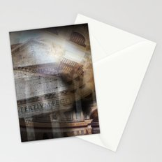 The Pantheon Rome Italy Stationery Cards