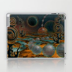 The Black Moon Laptop & iPad Skin