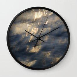 Sea Call Wall Clock