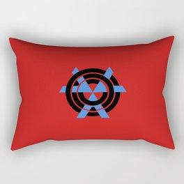 CHVRCHES Rectangular Pillow