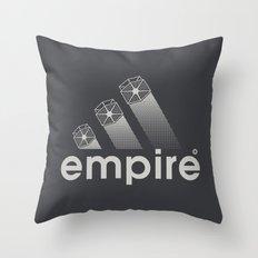 Brand Wars: Empire Throw Pillow