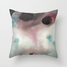 M I S T Throw Pillow