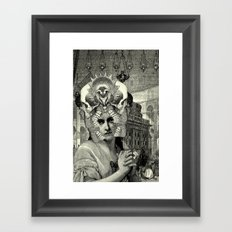 Lithography 2 Framed Art Print