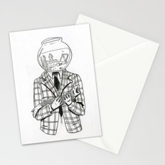 Now, where did he go? Stationery Cards
