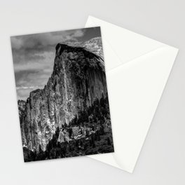 Half Dome Chrome Stationery Cards