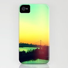 sunset in NYC iPhone (4, 4s) Slim Case