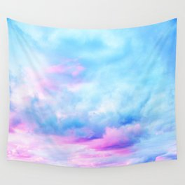 Clouds Series 2 Wall Tapestry