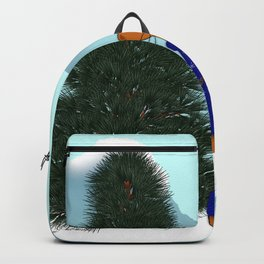 Oliver Finds His Christmas Tree Backpack